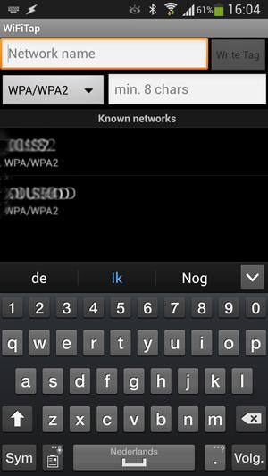 WiFi tap