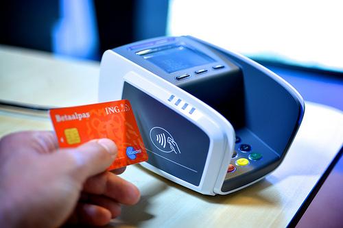 NFC-Betalen