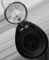 NFC-Sleutelhanger