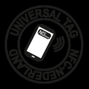NFC-Nederland Universal tag logo
