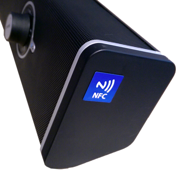 Speaker-tag