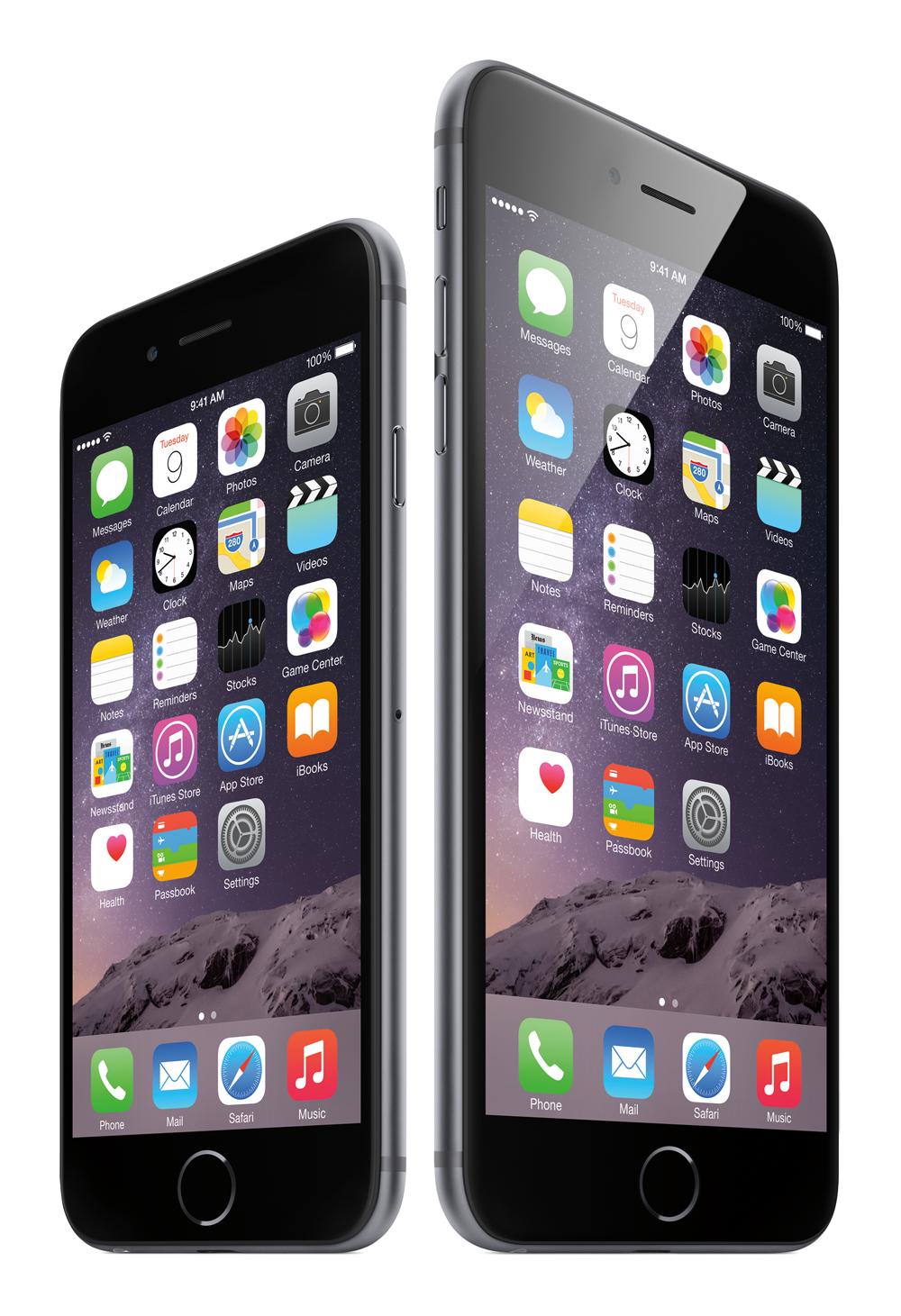 Iphone-6 NFC