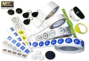 NFC-Tag vormen