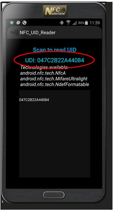 NFC-UID